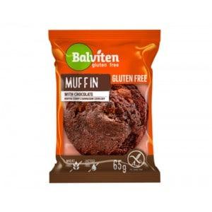 Muffin individuel au chocolat noir sans gluten