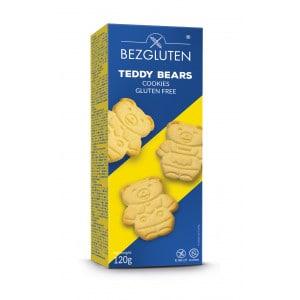 Biscuit en forme d'ourson sans gluten