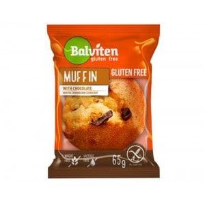Muffin vanille aux pépites de chocolat sans gluten