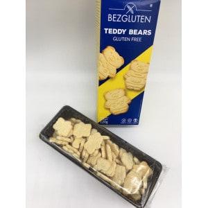 Biscuit en forme d'ourson sans gluten produit 1