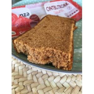pain d'épices sans gluten en tranches