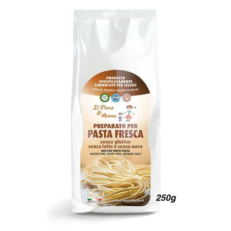 Préparation sans gluten pour pâtes en 250 g