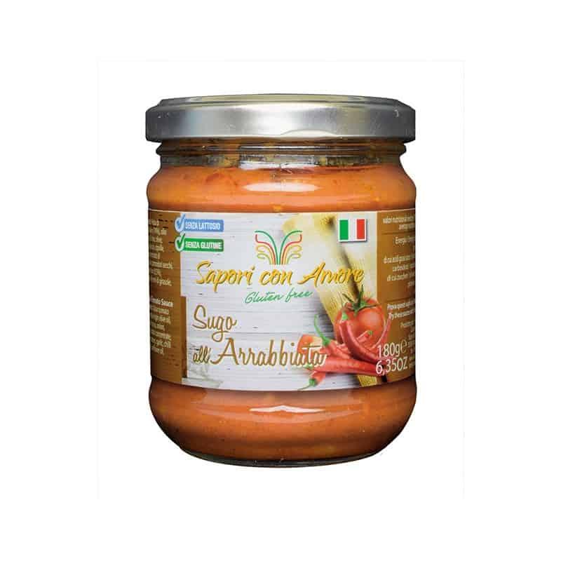 Sauce arrabbiata sans gluten - Pasta di Venezia