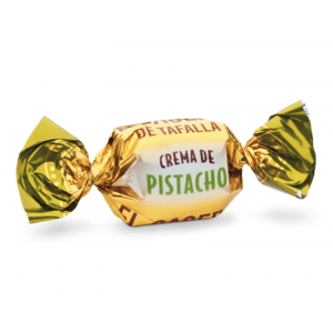 Bonbons crème de pistache El Caserio