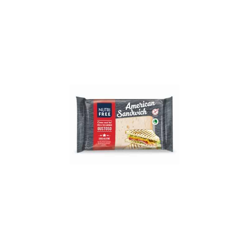 Pain triangle sandwich américain NT Foods