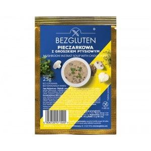 Potage champignons instantané Bezgluten