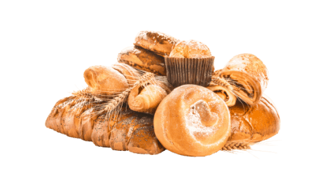 Boulangerie sans gluten, prêt à consommer ou  mix pour faire son pain