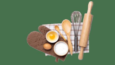 Préparations sucrées sans gluten  Calicote