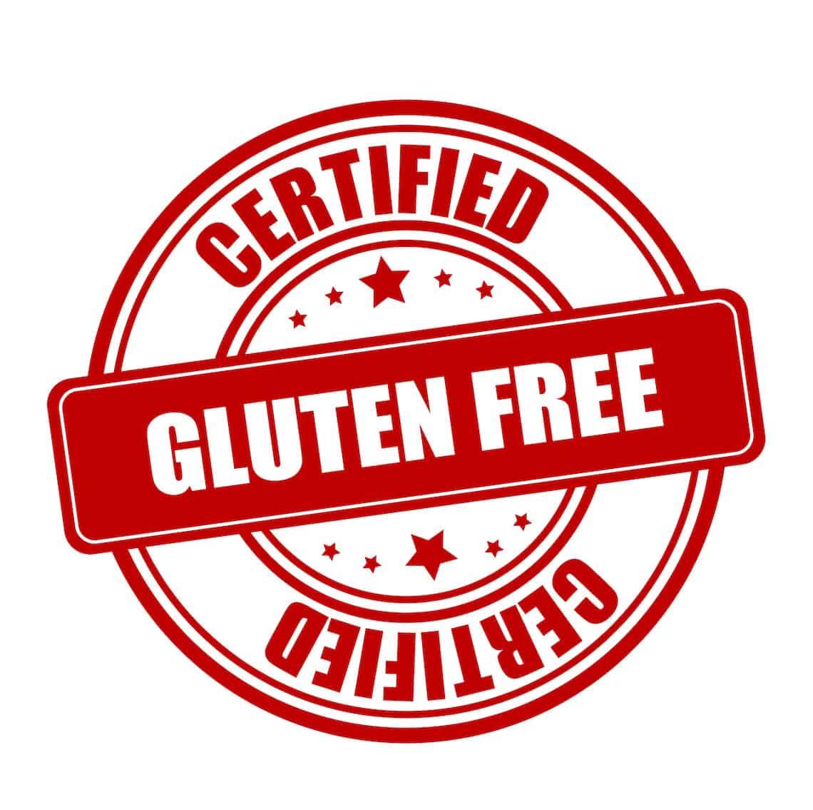 garantie sans gluten